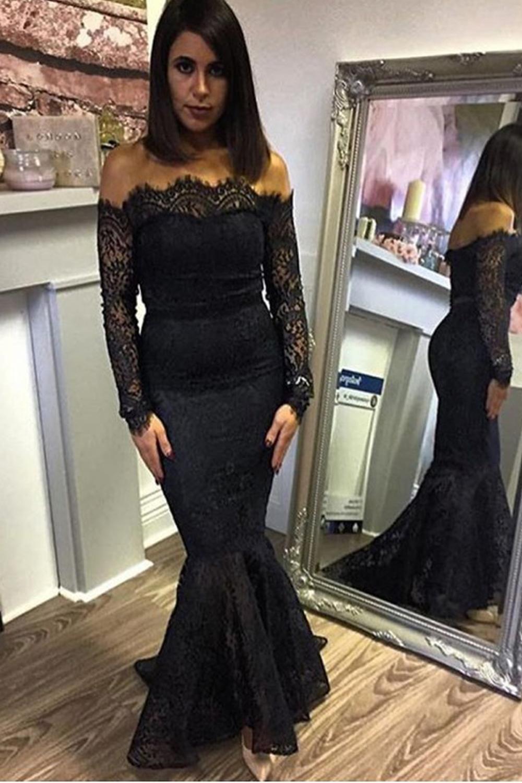 8073df36e59e Long Black Occasion Dresses - raveitsafe