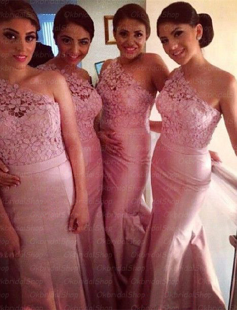 ed92e50f168 ... A204 lace bridesmaid dresses
