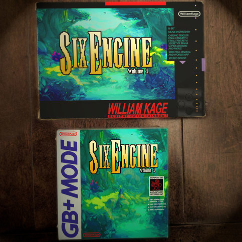 Download: SixEngine OST Vol 1 (2017 album) from William Kage