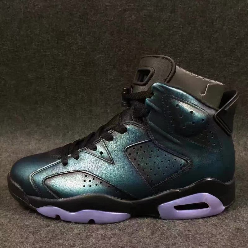 new product 30896 70112 Nike Air Jordan 6 Shoes Chameleon Nike Air Jordan Retro 6 Shoes Men  Basketball Shoes On Sale on Storenvy