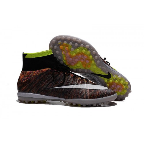 sports shoes d1ab8 d9d54 Cheap 20nike 20mercurialx 20proximo 20street 20tf 20green 20black 20brown  20white 5577 original