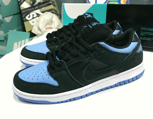 "Nike SB Dunk Low Pro ""Sub Zero"" Black"