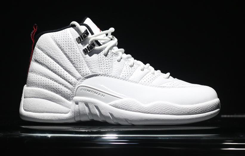 df2cb0087a2e Air Jordan 12 Retro Rising Sun white men shoes · Fashion7SHOP ...