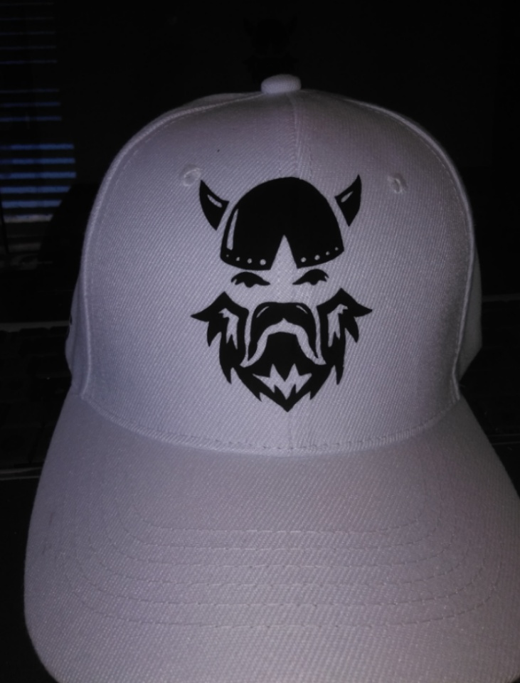 b39233c17427e Viking custom hat · micheles designs · Online Store Powered by Storenvy