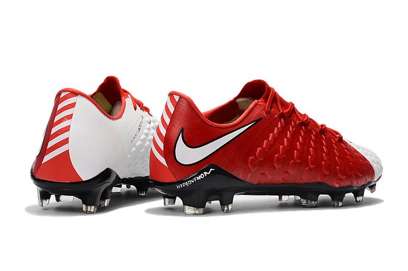 buy online 7e192 5f673 Nike Hypervenom Phantom III FG White Red Black Soccer Cleats sold by  cleatssale4A