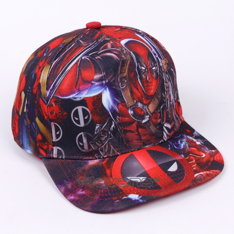 Deadpool 20symbol 20all 20style 20in 20red 20funky 20snapback 20baseball  20cap 202 original 28276f076b6f