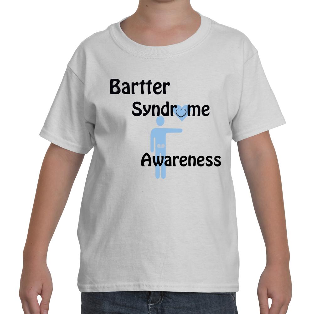 Kids T-Shirt (Gildan G200B) Awareness