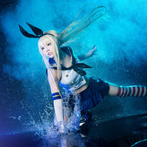 Poster ~Shimakaze~ 20 x 30 cm medium photo