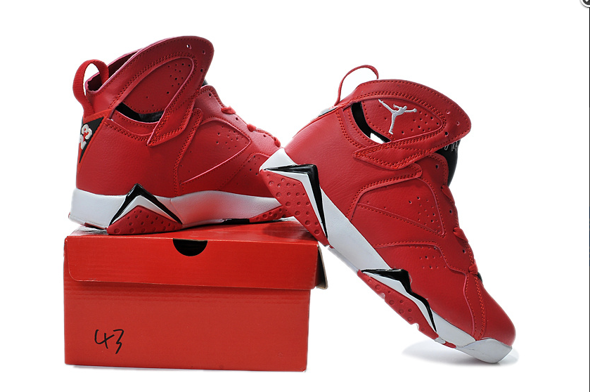 on sale a4e98 8b376 Air Jordans 7 Red Black White Shoes For Sale sold by 56Snapbacks