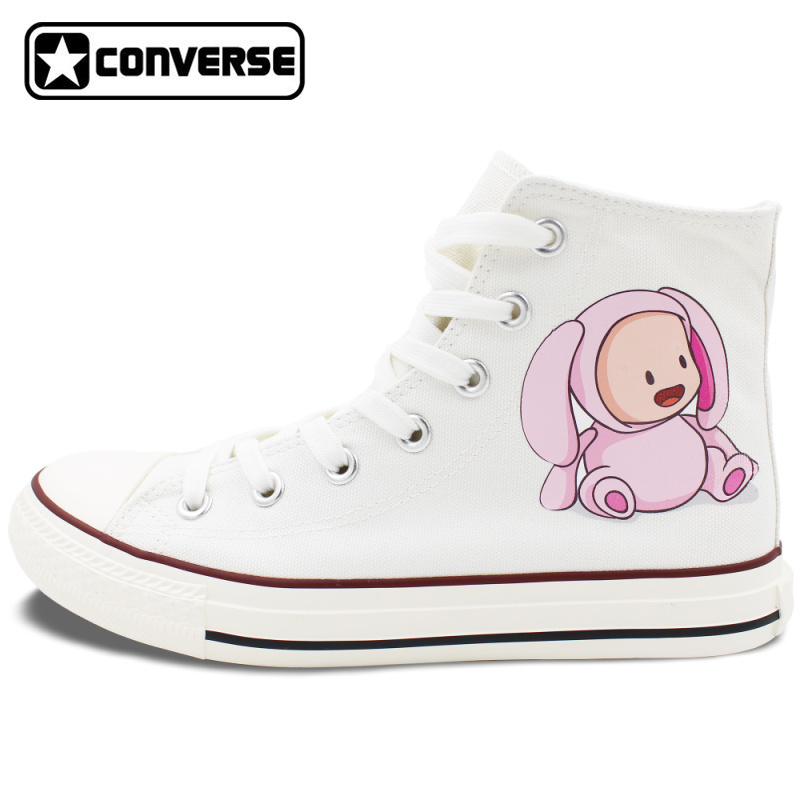 bec2dc0c71723 Fashion Sneakers for Men Women Converse Design Baby Costumes Canvas Shoes  High Top All Star