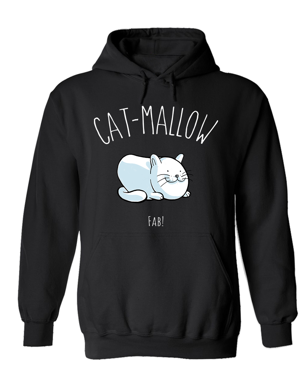 0ab18cb6213 Catmallow - Pullover Hoodie on Storenvy