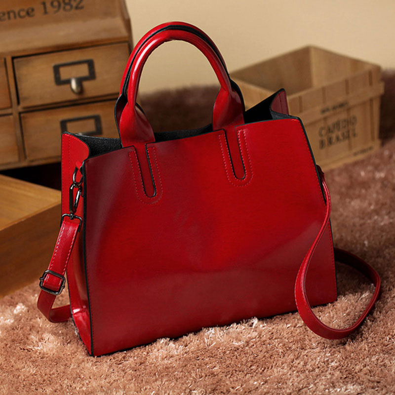 7ee5ff892a ... YUOCL shoulder tote bags for women leather luxury handbags women messenger  bags designer famous brands 2017 ...