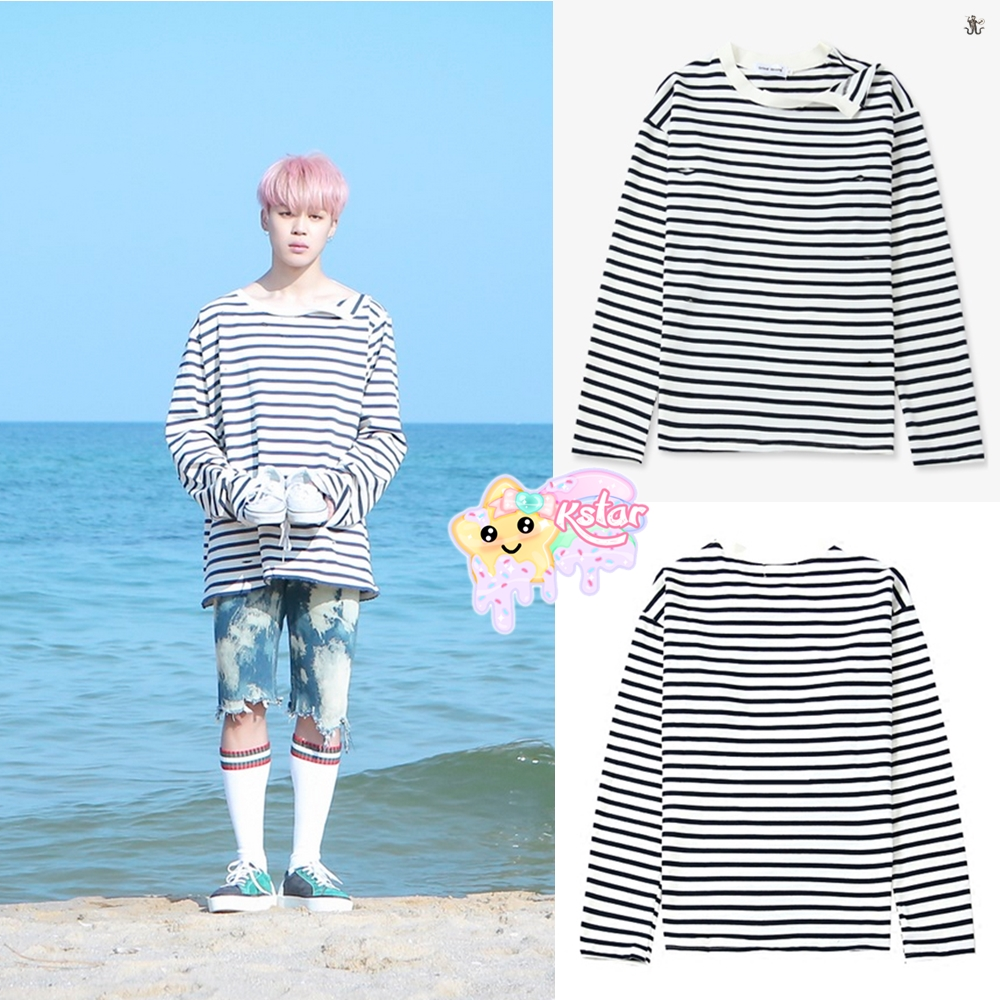 Jimin\u0027s Style Spring Day Shirt