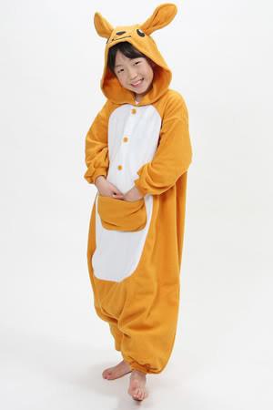 a7fc84683648 Kangaroo Animal Kids Kigurumi Onesie Fast Free Shipping · Kigu ...