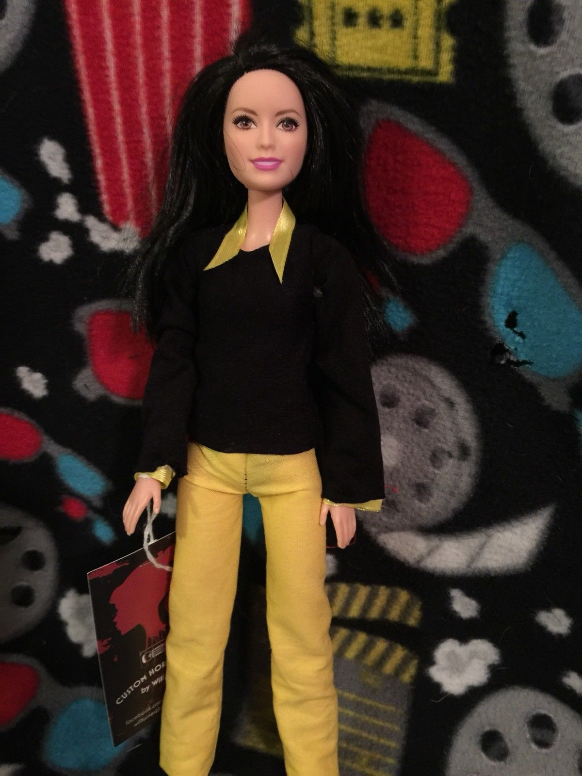 Custom JESS Doll from BLACK CHRISTMAS on Storenvy