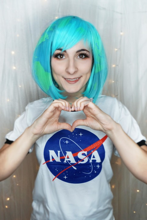Earth Chan 8 Quot X 10 Quot On Storenvy