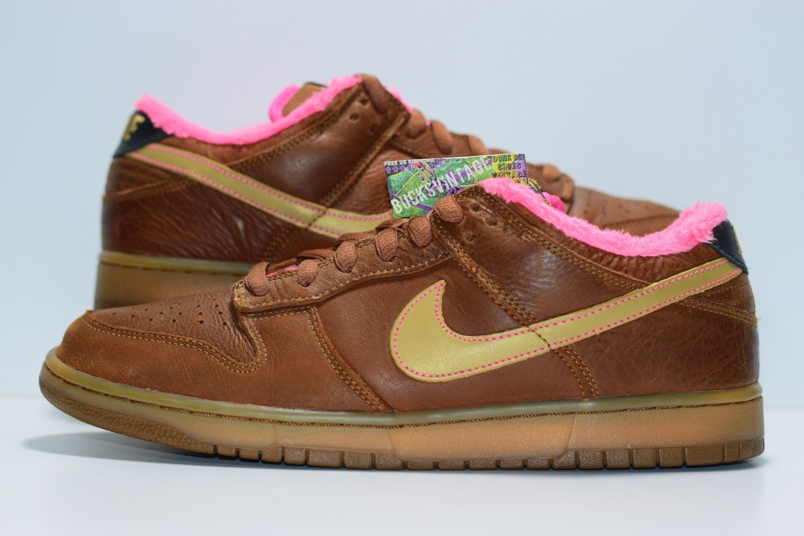 quality design 858db 0a462 Size 13  2007 Nike Dunk SB Gibson Guitar Case 313170-271