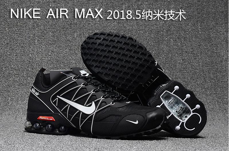 a nike air max 2018 bianco nero scarpe online libera