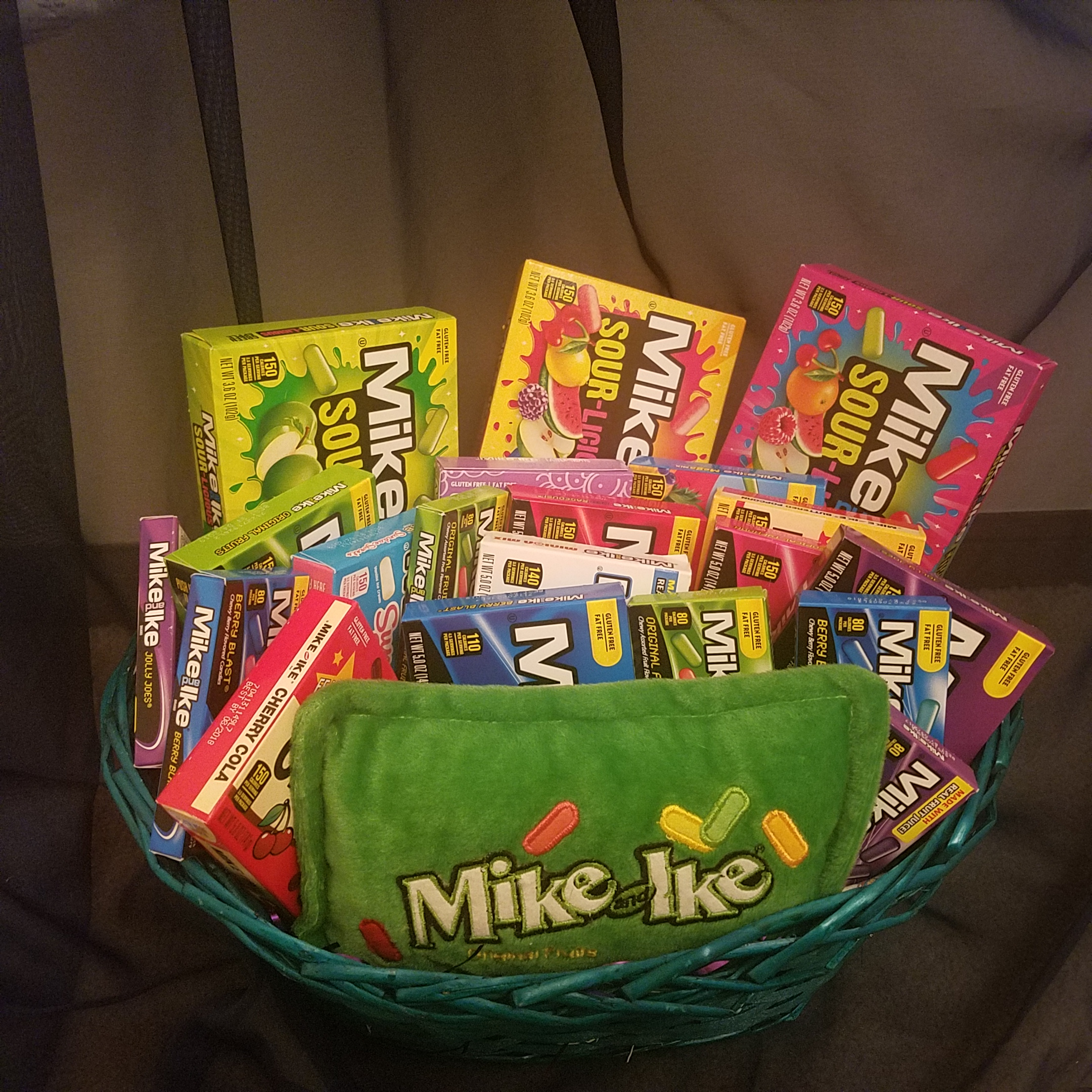 Mike And Ike Candy Gift Basket On Storenvy