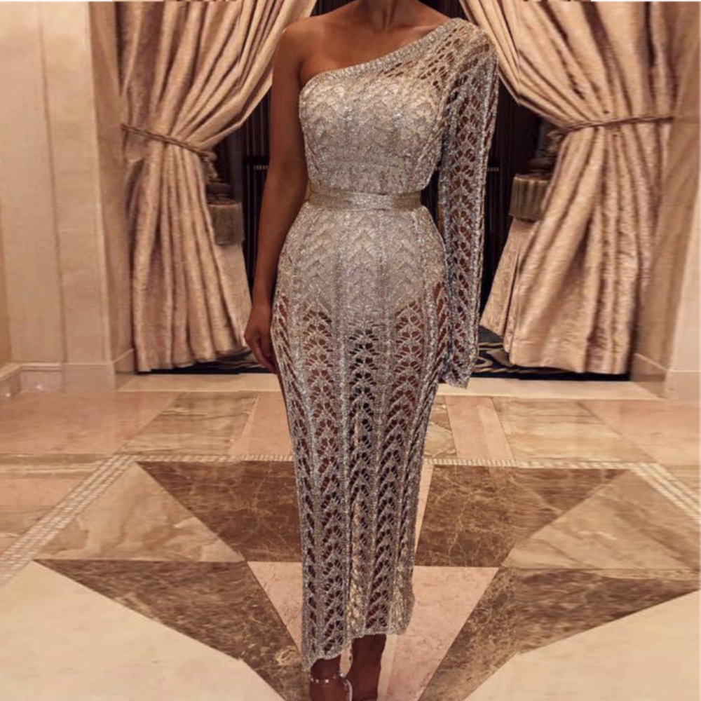 6f5ba7b7e5a Silver Net Maxi Dress · somethingshelikes · Online Store Powered by ...