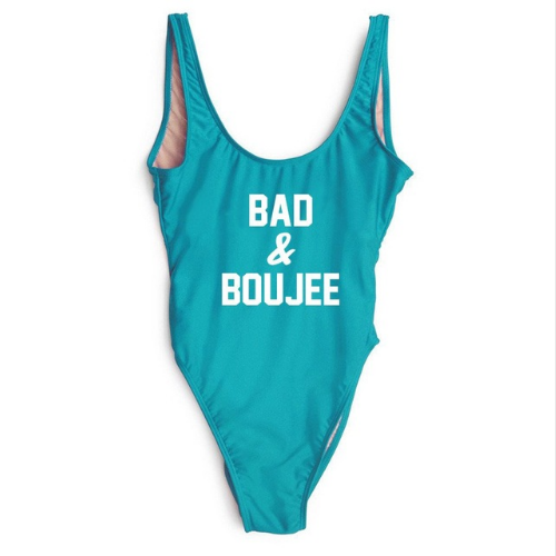 17b3207d4a511 Free DHL Shipping BAD AND BOUJEE One Piece Bikini · Moooh!! · Online ...
