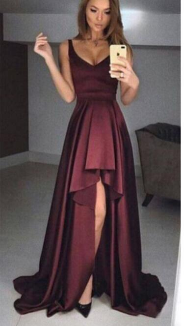 vivid and great in style purchase newest unbeatable price elegant prom dress,formal party dresses,simple prom dresses,burgundy  evening gowns,fashion prom dresses from loverlovebridal