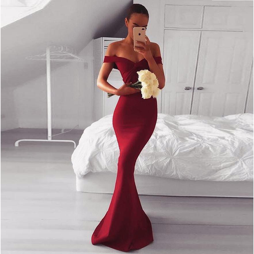 Long Formal Mermaid Dresses