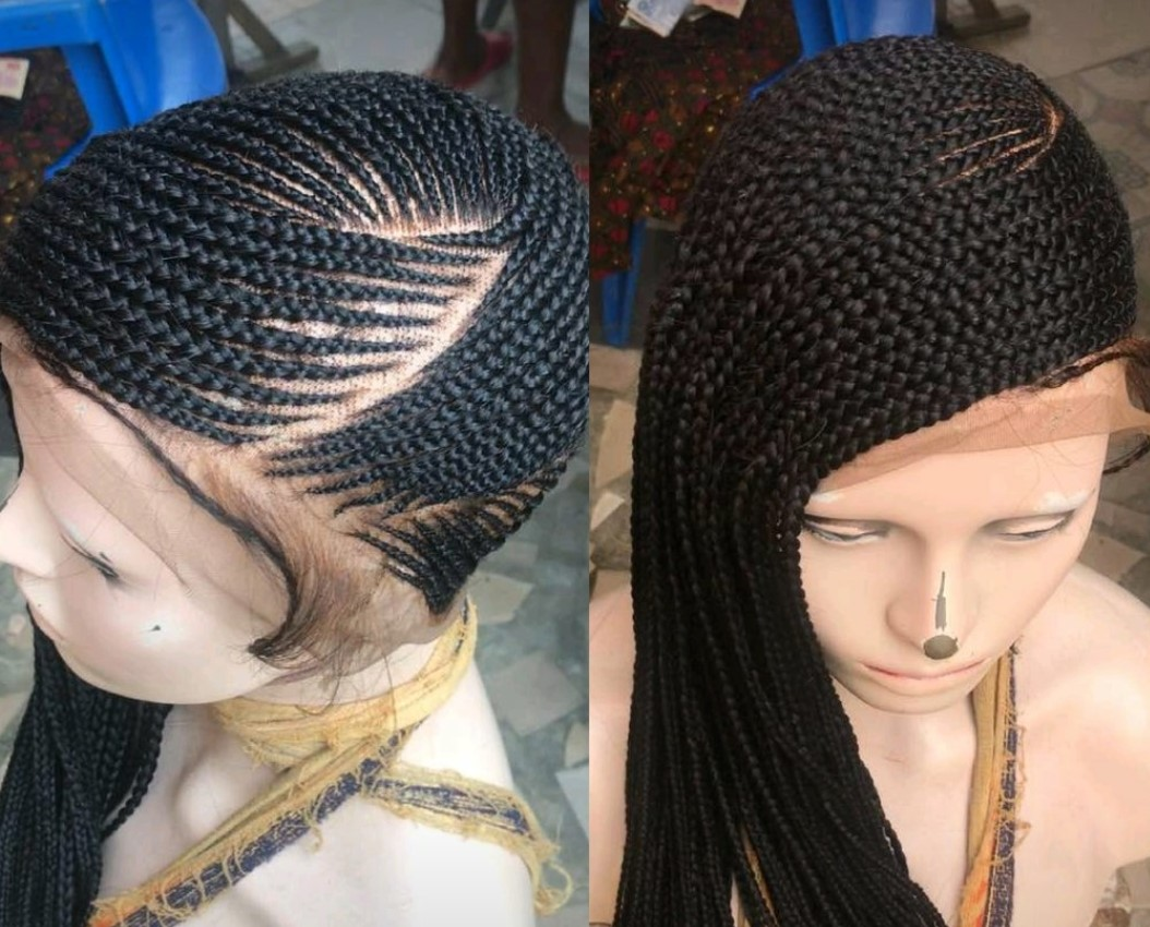 Braided Lace Front Wigs India On Storenvy