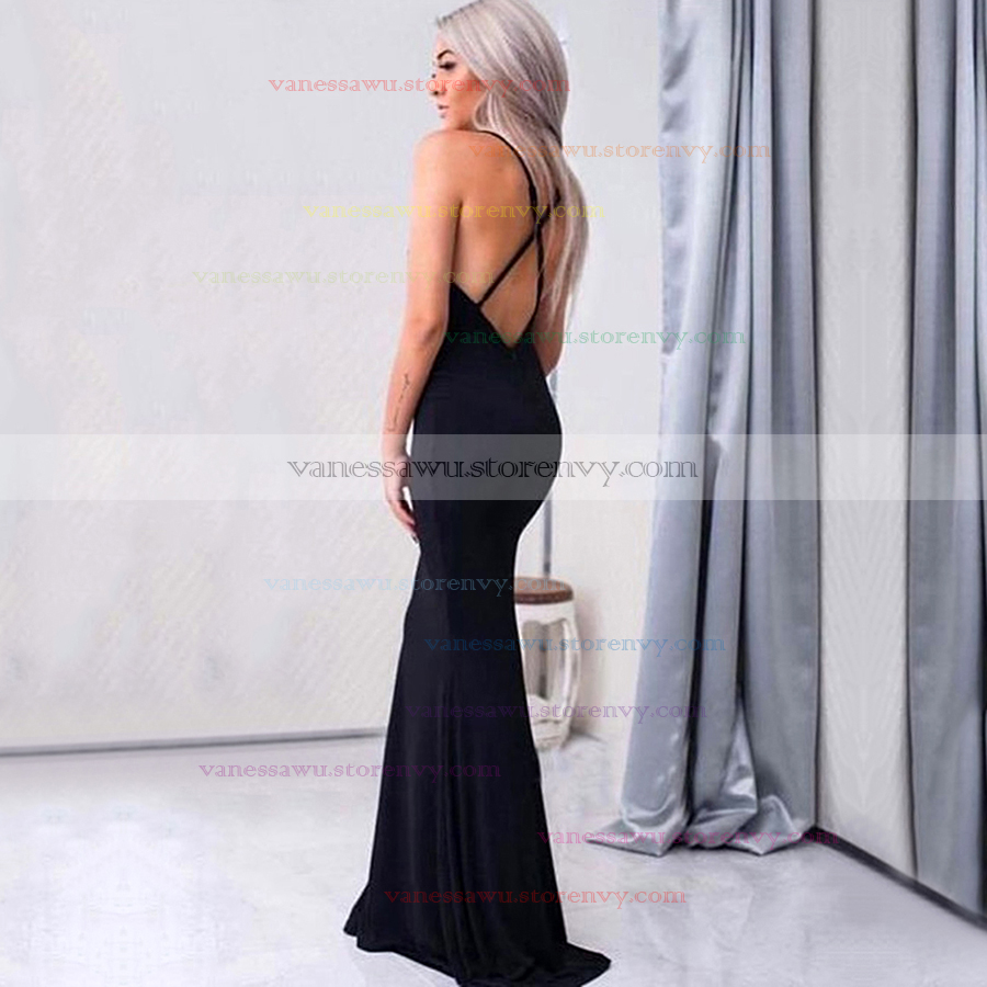 883ab6dfd9d Best Black Long Prom Dresses