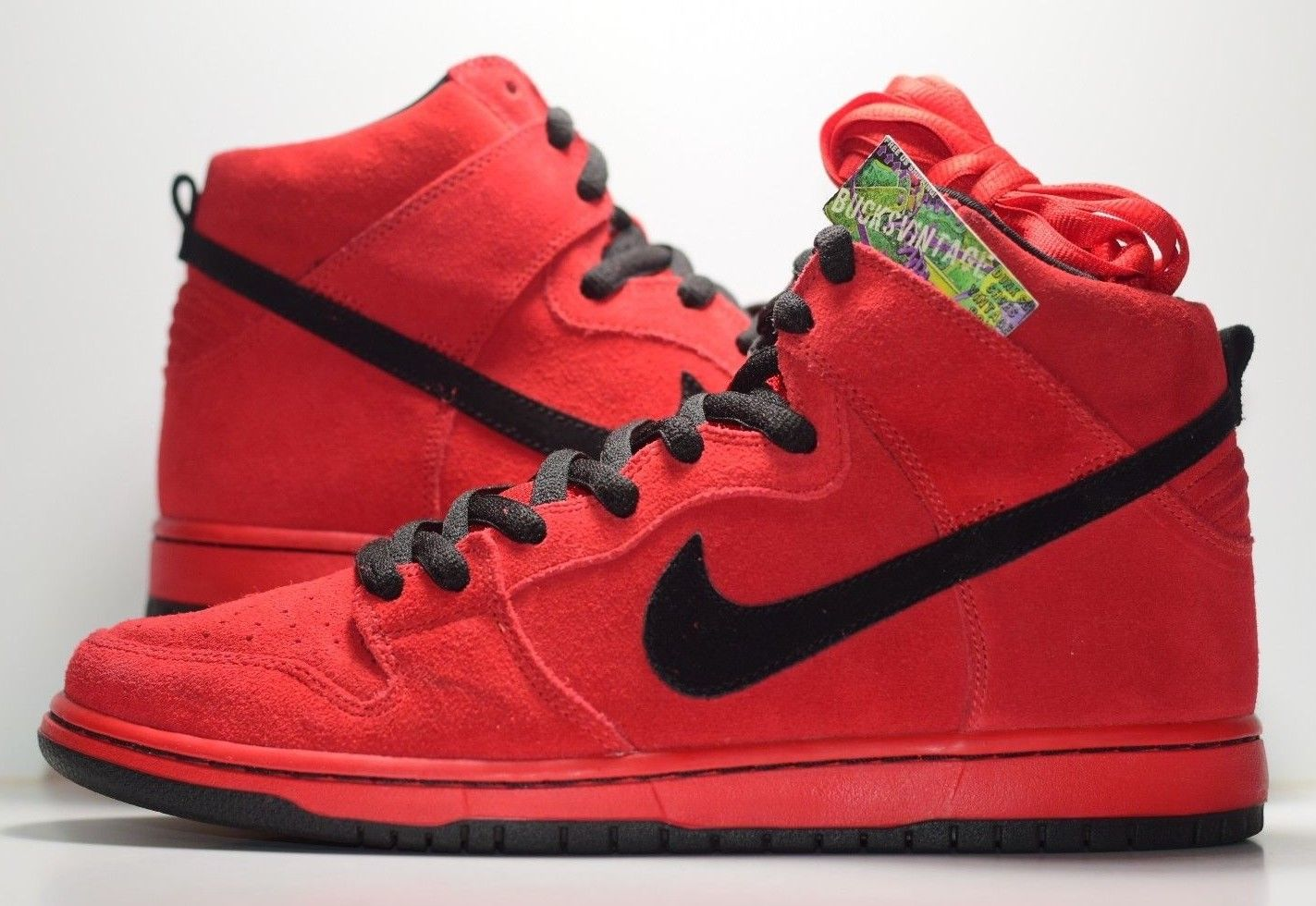 premium selection de3a0 fc234 ... amazon size 10 2011 nike dunk sb red devil high 305050 600 sample og  dd3bd f0f11