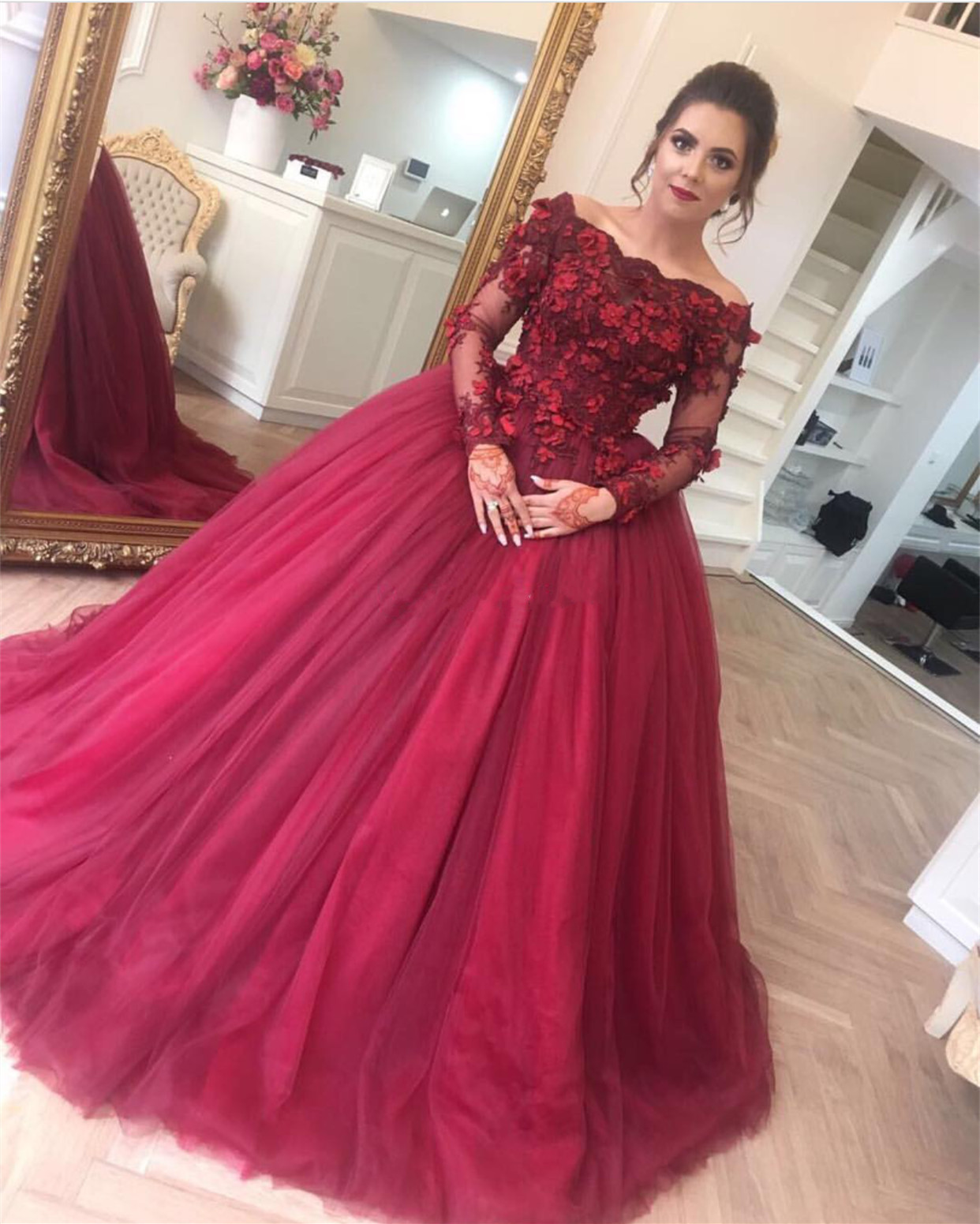 Gown Ball dresses for prom pictures