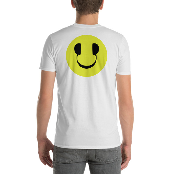8ac9895ff7a95 DJ Smiley Face T-Shirt Sizes s M L XL 2XL in Many Different Colors ...