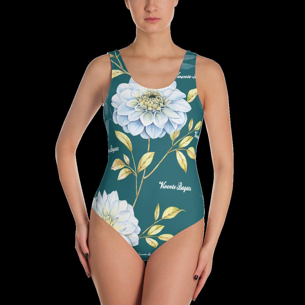 1900e78f7b3a8 VB Floral 1 Piece Bathing Suit on Storenvy
