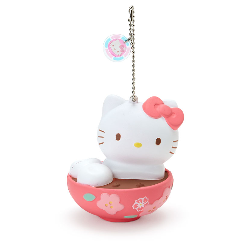 Sanrio Japan Exclusive Spring Japanese Sweets Squishy!