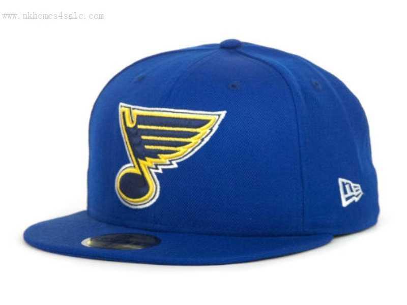 a61b0358e24 GD388812 Light Royal St. Louis Blues New Era  quot NHL NEFS Basi on ...