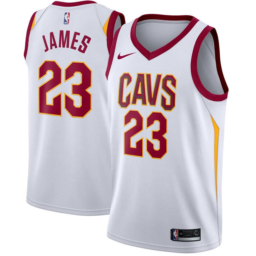 bd252159a MENS CAVALIERS  23 LEBRON JAMES BASKETBALL JERSEY on Storenvy