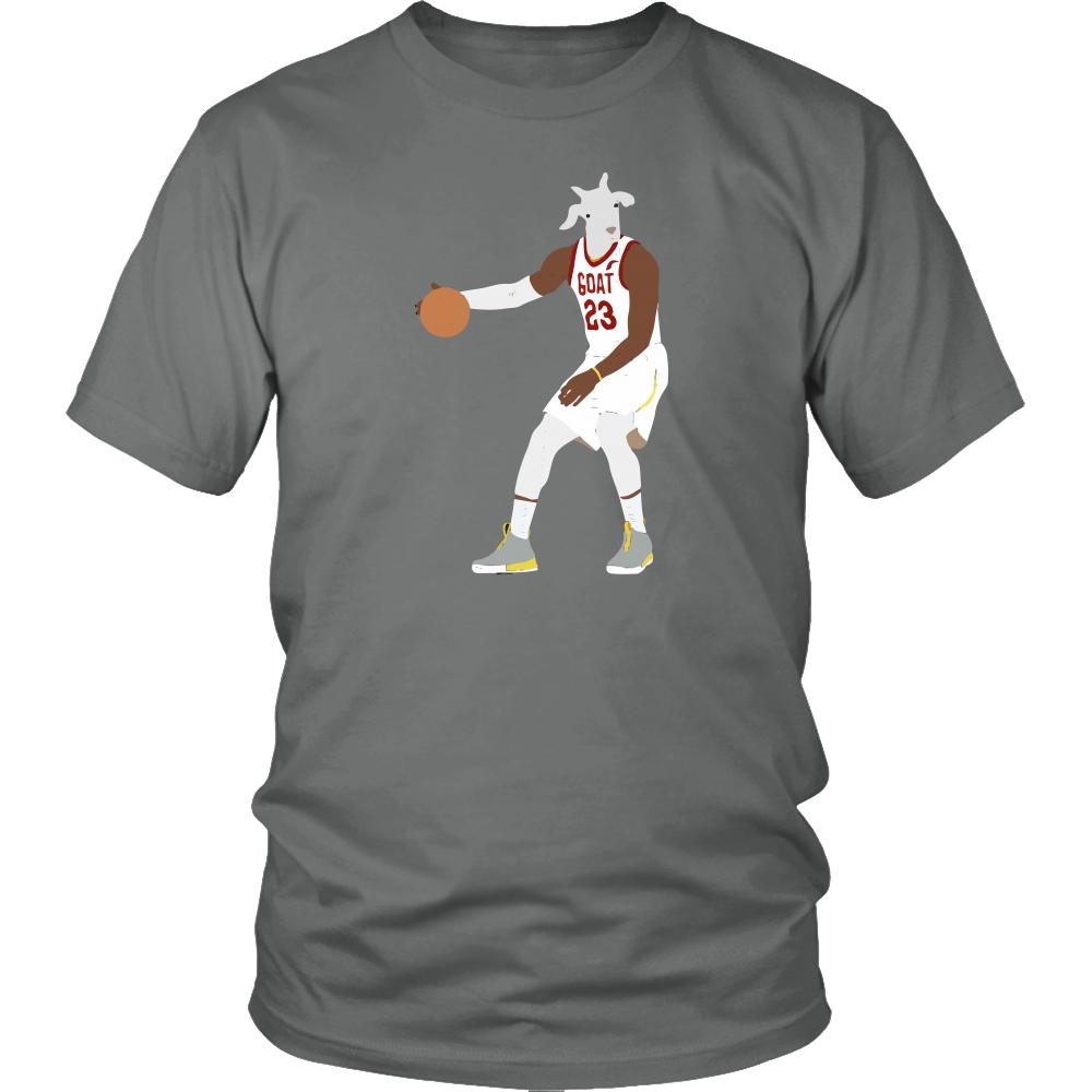 buy online 43a5d 6fc5b lebron james Goat shirt Lebron Ultimate Warrior Shirt Lebron James Shirt  Basketball Fan Unisex T-Shirt from BTee