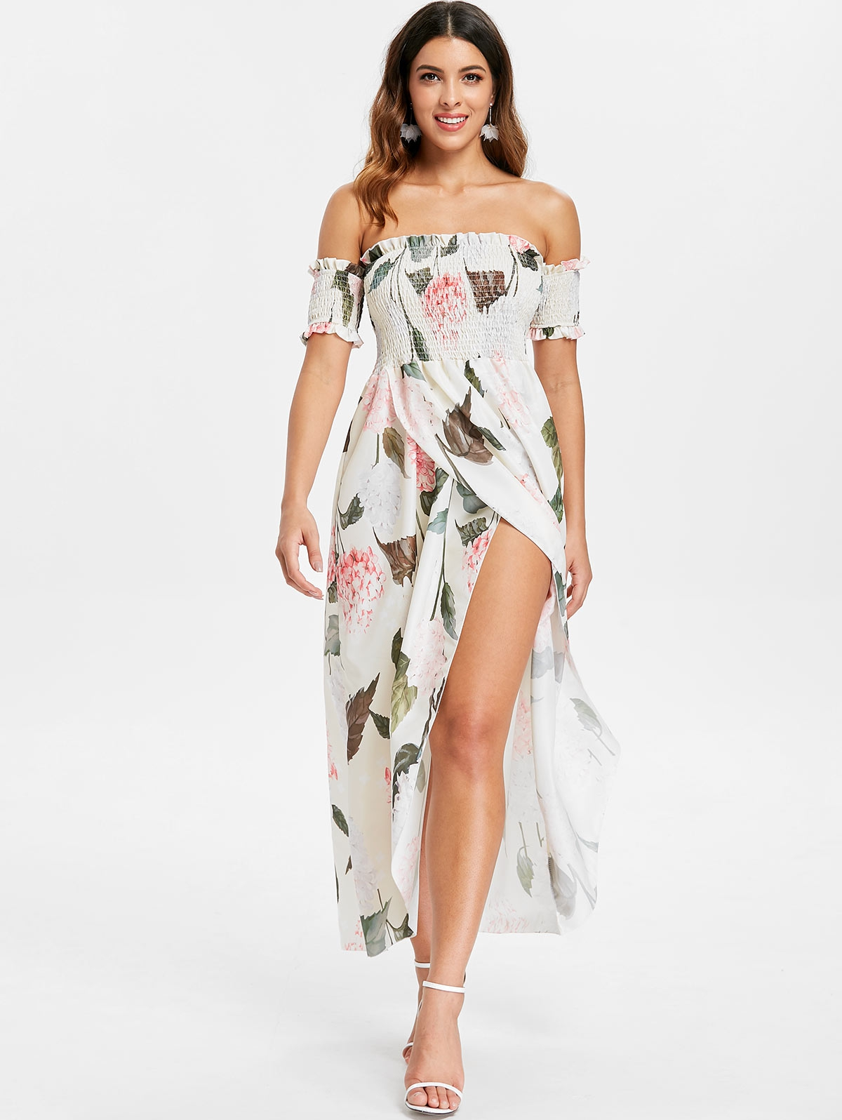 7118f4281 Floral Print Beach Dresses | Huston Fislar Photography