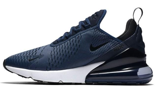 e9d793d554 Nike Air Max 270 Running Shoes.. Navy AH8050-400 on Storenvy