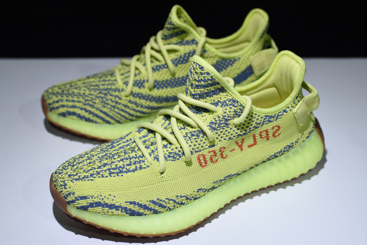 669504b94cae1f Adidas Yeezy Boost 350 V2 Semi Frozen Yellow shoes on Storenvy
