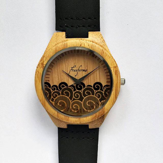 wooden watch wood watches mens watch womens personalized watch