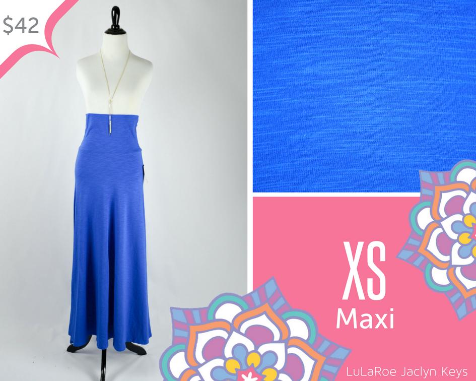 3a061b1ecf1c XS Maxi skirt Lularoe on Storenvy