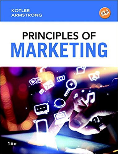 ( PDF , ebook) Principles of Marketing 16th Edition by Philip T Kotler  978-0133795028 from colleageestore