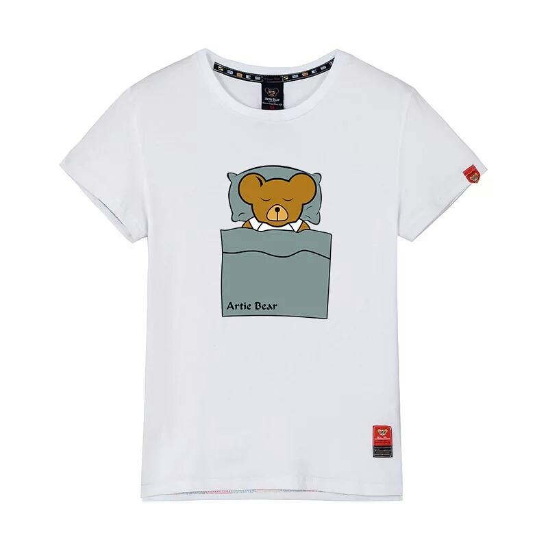 f5046a25 Artie sleeping bear T-shirt · Artie Fashion · Online Store Powered ...