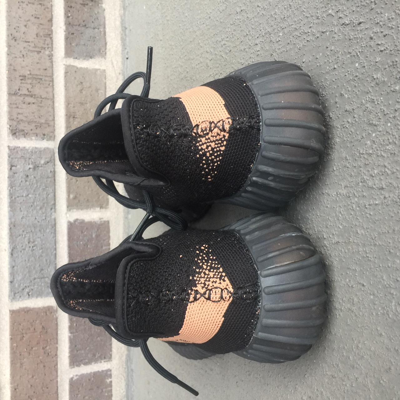 e26692c6f8fd2 Yeezy  350 V2 Core Black Copper sneakers on Storenvy