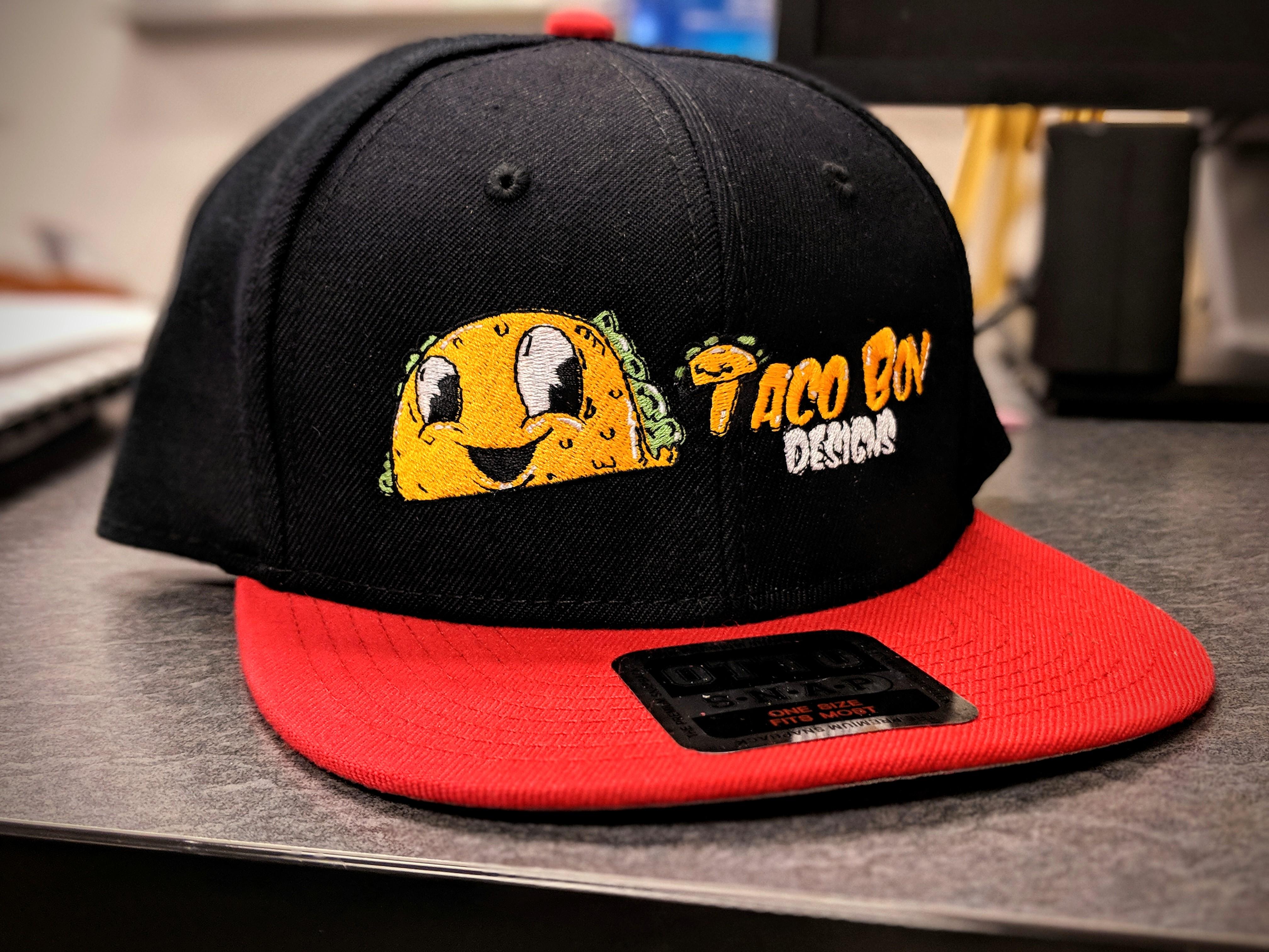 607aeeee001 Taco Boy Hat on Storenvy