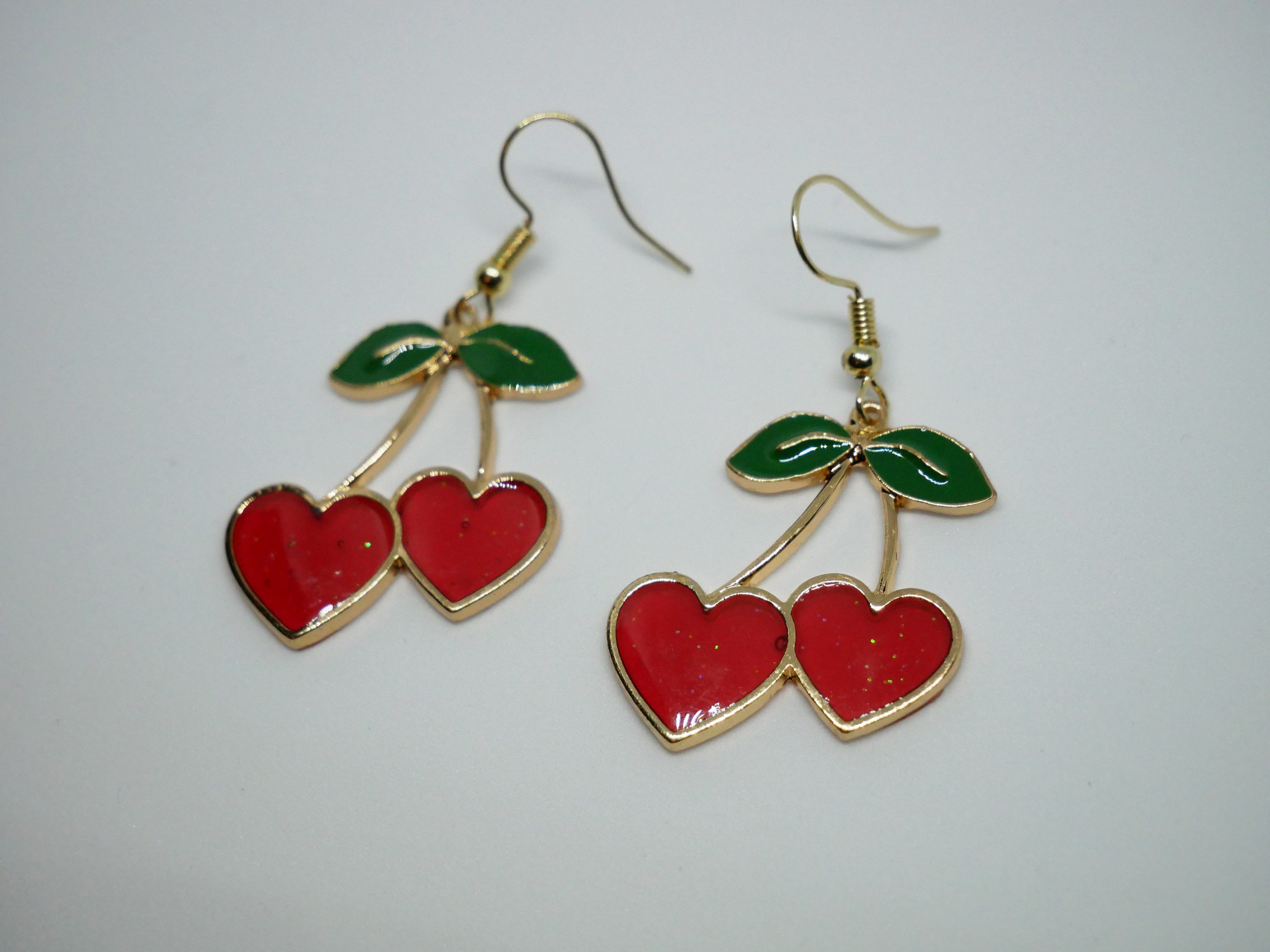 b508f165d0995a Cherry love earrings · Eyecandy · Online Store Powered by Storenvy