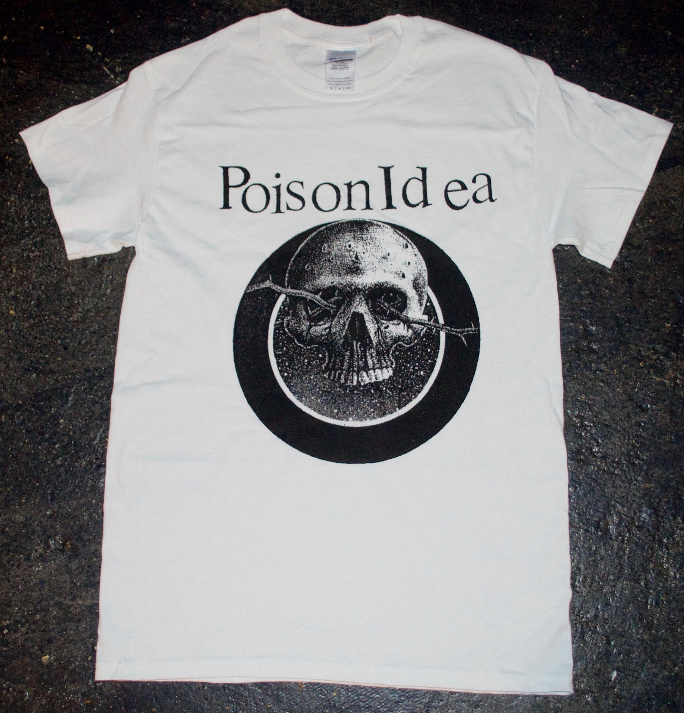 28c8b0556 Poison Idea - 'Pusmort' T-Shirt · Side Two · Online Store Powered by ...