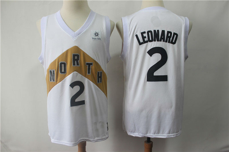 f8d066c76d62 2019 Youth Toronto Raptors  2 Kawhi Leonard Basketball Jersey-City Edition