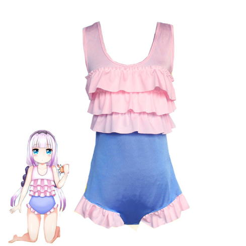 47742f7b4d Miss Kobayashi s Dragon Maid Kanna Swimsuit on Storenvy